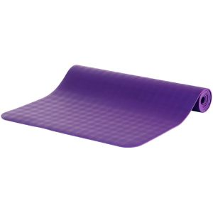 Yoga Mat EcoPro - natural rubber, 4mm