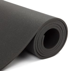 Yoga Mat Ashtanga 185 x 66cm, 5.5mm PVC, with honeycomb