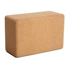 YOGA BLOCK CORK XL