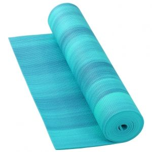 Yoga mat Ganges постелка/шалте за йога, PVC, 6мм
